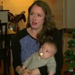 A Scary Story of How a Baby Got Black Spots in His Nose – A Terrified Mom Reveals All !!