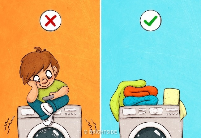 Avoid These Common Mistakes And The Service Life Of Your Home Appliances Will Increase Dramatically!