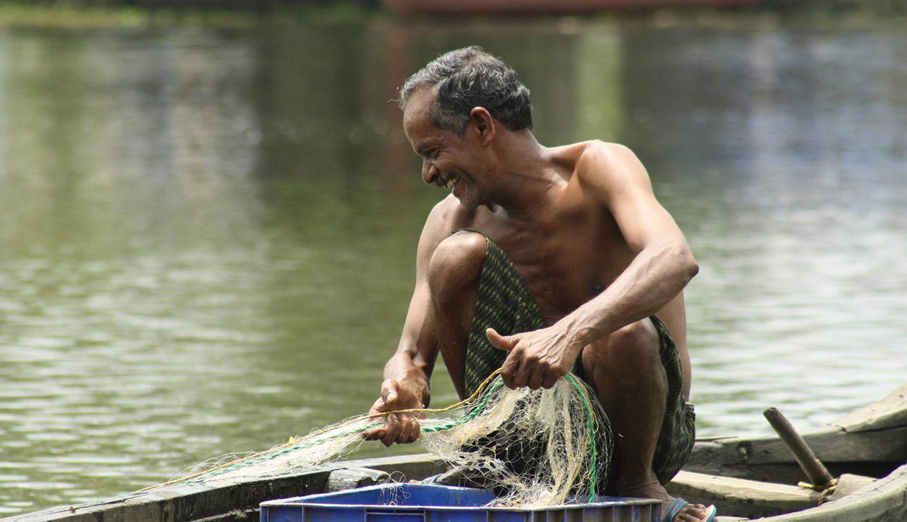 Fisherman Tells Businessman What's Important In Life