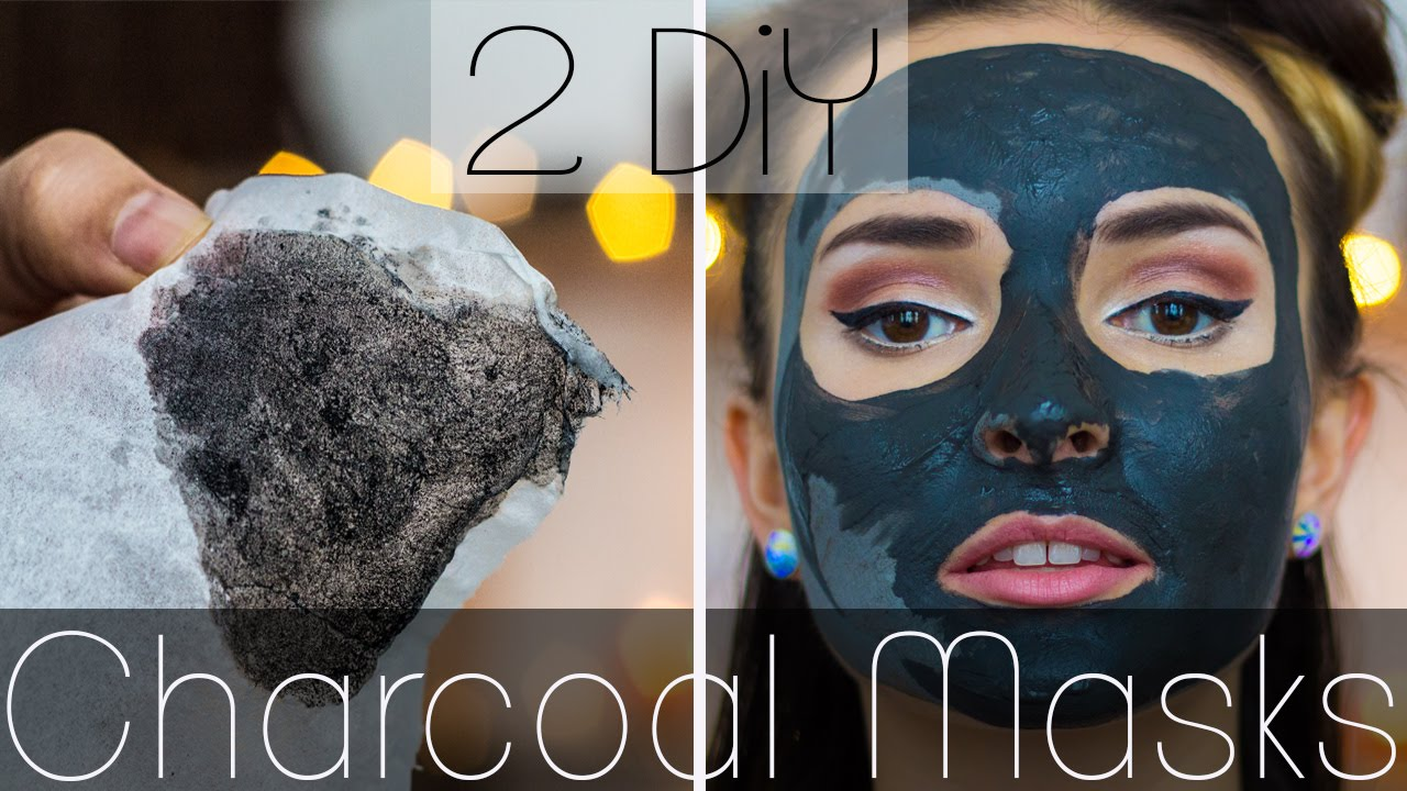 Follow These 8 Simple Steps To Make A Charcoal Face Mask