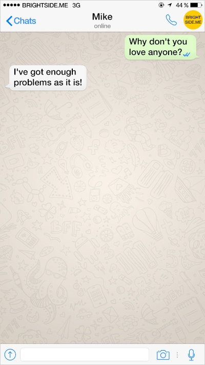 13 Text Convos That Will Make You Rub Your Eyes In Dis Belief.