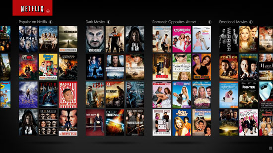 Everyone Will Be Able To See Netflix Library Very Soon!