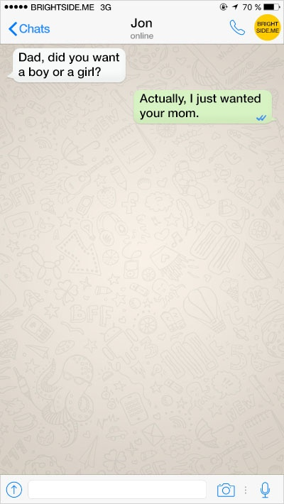 These 10 Texts Will Make You Fall In Love With Your Parents Even More!!!