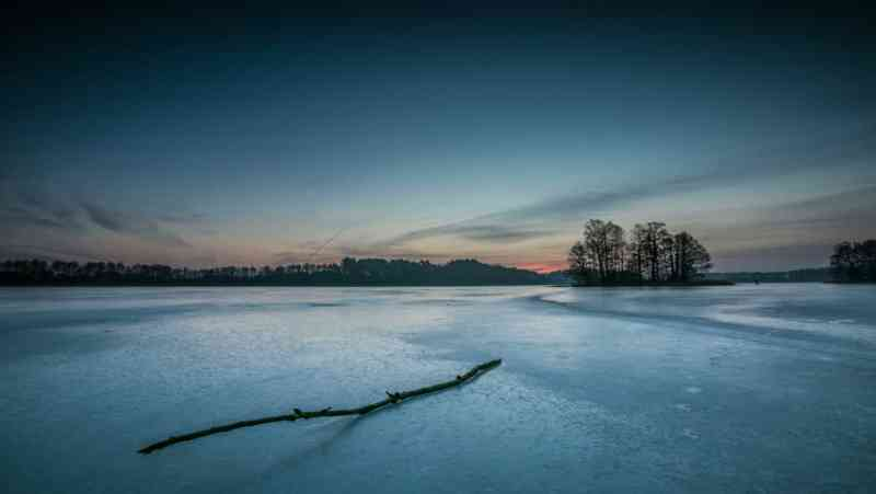 You Won't Believe These 5 Scary Things Were Discovered Frozen In Ice