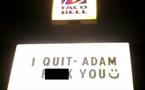 People Who Called It Quits In The Most Fabulous Way They Could! Legendary Stuff.