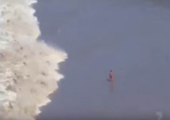 This Video Of What A Tsunami Wave Can Do Will Shock You!