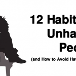 12 Tings To Avoid, To Lead A Happy Life.