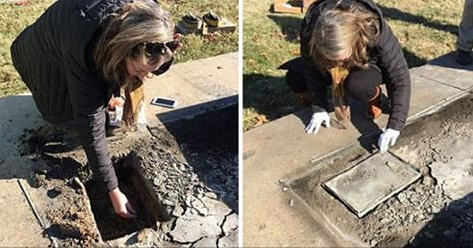 120 Year Old Time Capsule Found Underneath A Memorial Statue! Some Of The Things Found In It Were Special But A Bit Odd (Photos)