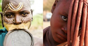 These Pictures Prove That There Are Different Beauty Standards Around The World!