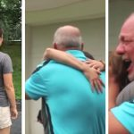 Step Daughter Gives Father The Perfect Gift In Father's Day Gift And His Reaction Will Melt Your Heart Away