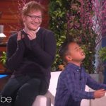 This 8 Year Old Had No Idea That He Was About To Meet Ed Sheeran!