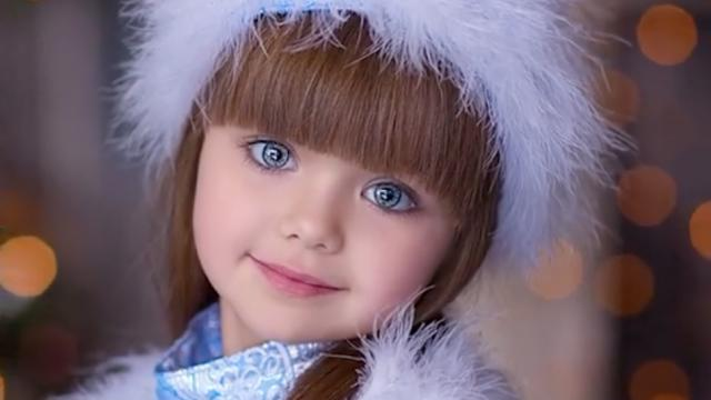 This Girl Has Been Called Is Known As The Most Beautiful Girl In The World?