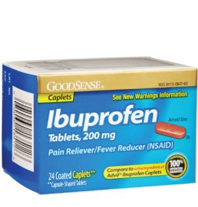 Ibuprofen Is Not A Tablet We Should Use And Doctors Are Tell The Reason