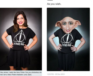 This Photoshop Troll's Photo Edits Are Witty And Hilarious To Say The Least!