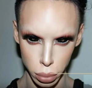 A Man Has Spent Over $50,000 To Become a Gender-free Alien