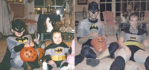 8 Families Recreated Their Old Family Photos And The Results Are Hilarious!