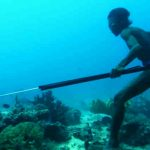 There Is An Aqua Man In This World And We Have Found Him. He Can Hunt For Fish By Going As Deep As 20 Meters In The Sea