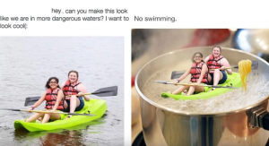 Photoshop Troll Continues With His Hilarious Pranks On People Who Sent Him Their Pictures!