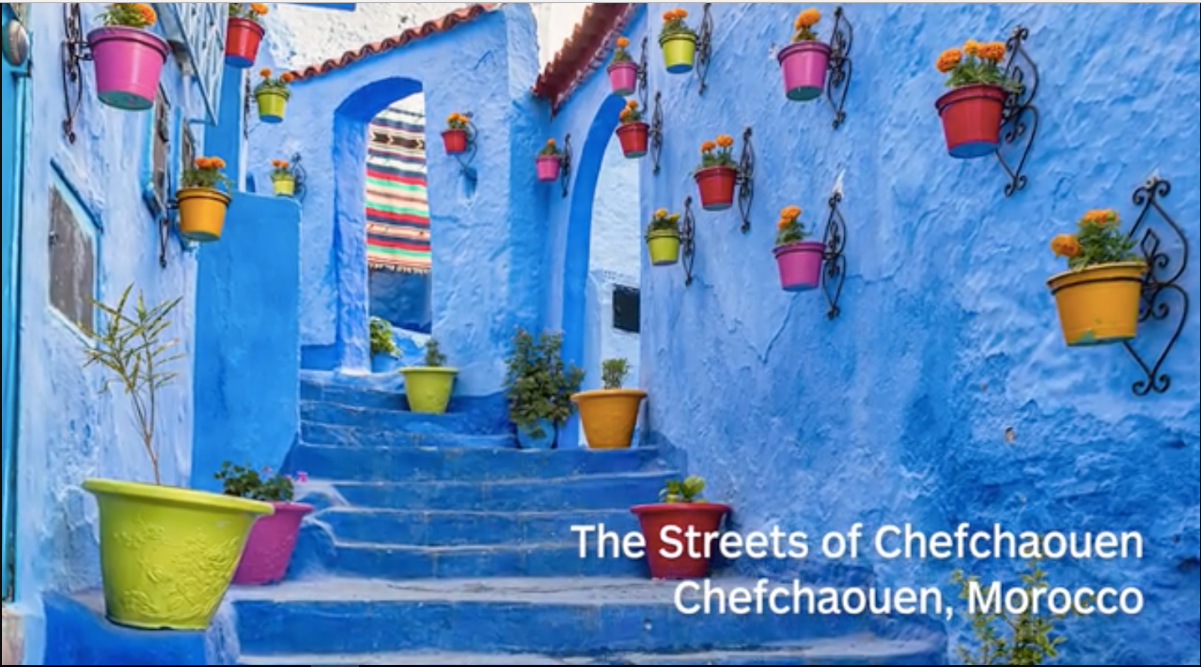 Top 10 Beautiful City Streets That Will Remind You Of How Just Beautiful This World Is