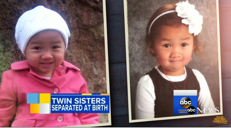 Twins Separated After Adoption, Met After A Year And Their Reaction Is Priceless
