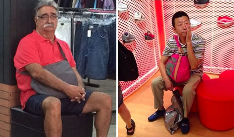 Shopping And Men Are Not A Good Combination And Here Is The Proof