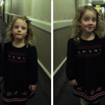 Two Girls Use The Shinning Characters To Scare People With The Help Of Their DAD And People Are Just Loving It!