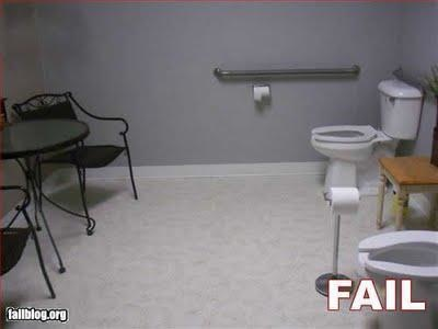 Crazy Restrooms That Anyone with a Sane Mind Would Never Use!