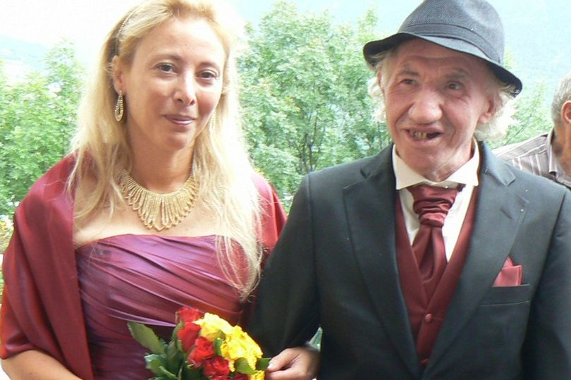 THIS WOMEN WAS DITCHED BY HER TOOTHLESS HUSBAND. AS SHE WAS LEFT OUT OF HIS WILL