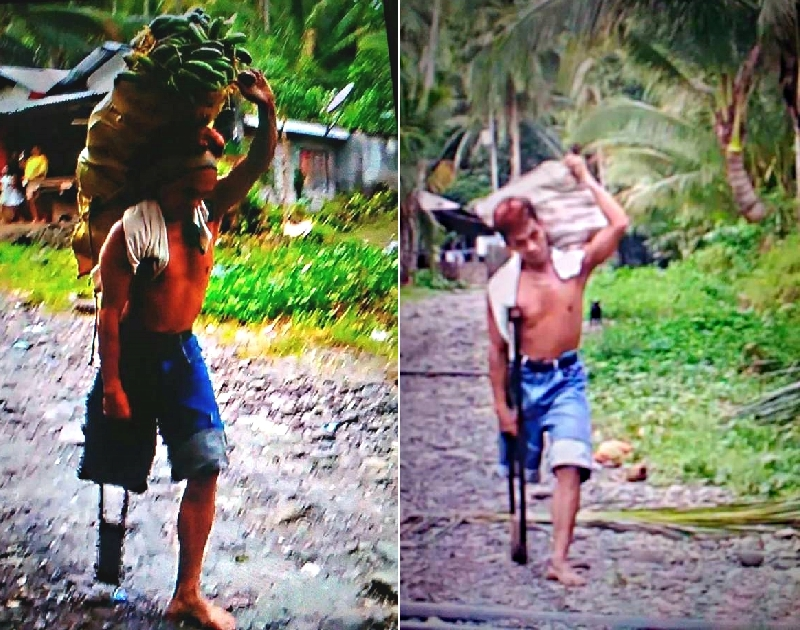 This Story Of One-Legged Man From Philippines Has Gone Viral For All The Right Reasons!
