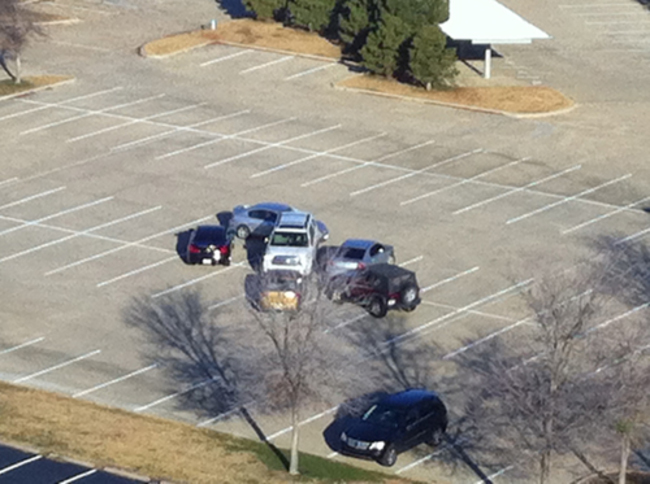 20 Parkers That Are Expert In Pissing People Off.