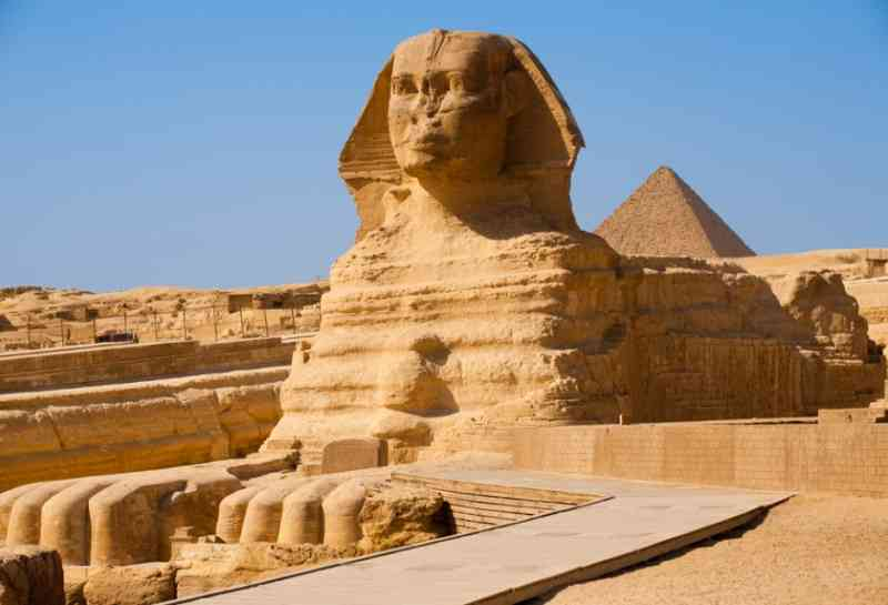 Scientist Are Clueless O What Is Heating Up The Pyramids In Egypt