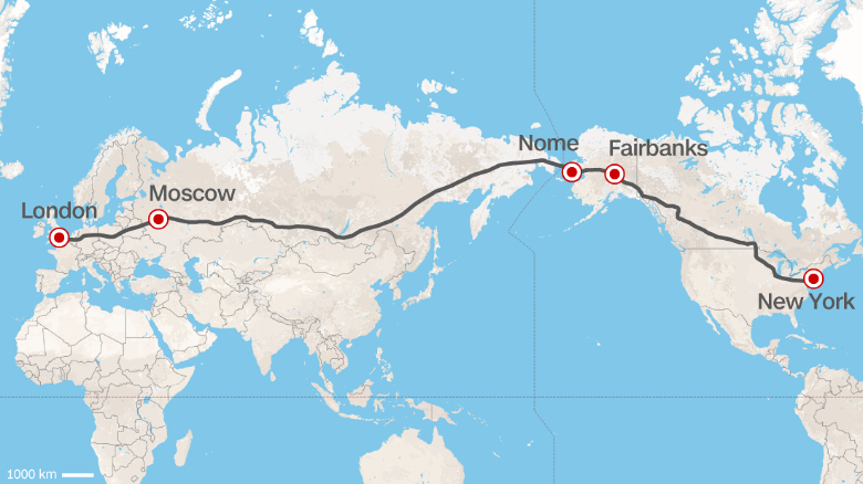 Russia Is Planning To Connect The World Through A Highway And The Project Sounds Amazing!