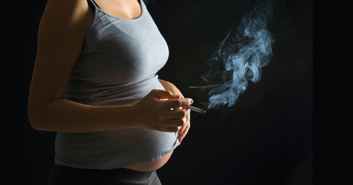 Pregnant Teenagers Are Doing Something Horrible To Keep Their Babies Small!