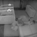 Twin Toddlers Went For A Midnight Wrestling Party!