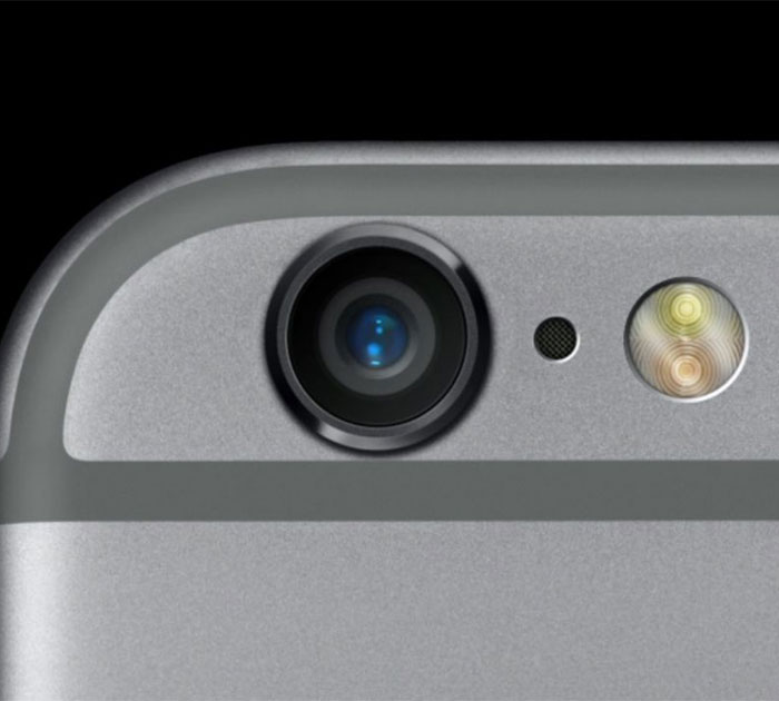 Do you know what the hole near your iphonecemra really is for? Click and find out