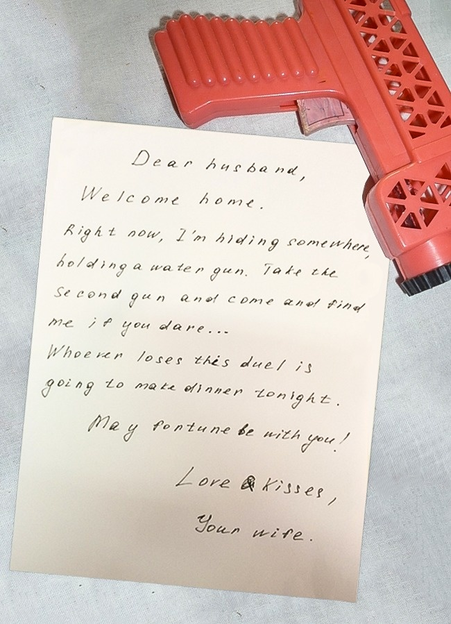 16 Adorable Notes Shared Between Husbands And Wives!