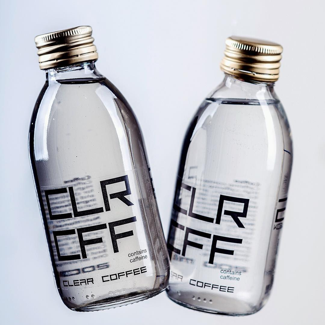 Colorless Coffee Has Arrived For The Ones Who Are Bored With Their Regular Coffee!