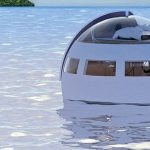Would You Like To Stay In These Floating Hotel Rooms?