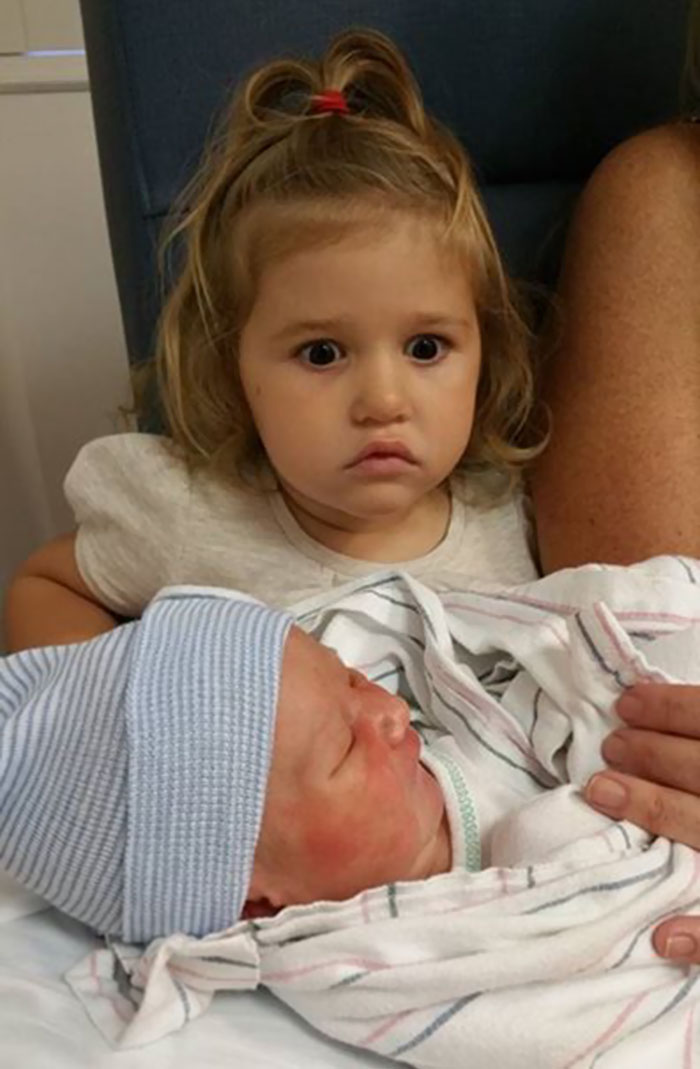 These 15 Kids Didn't A Younger Sibling And We Totally Support Them!