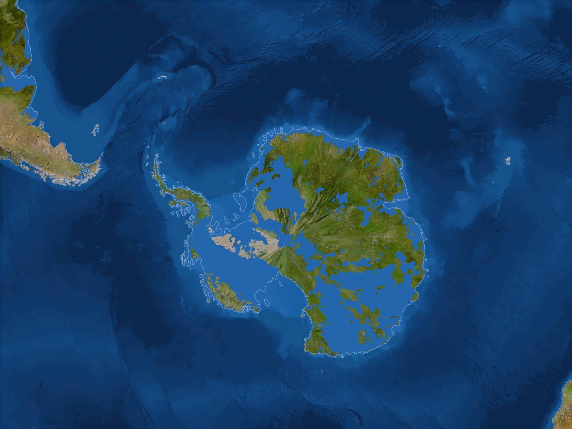 This Is How The World Will Look Like Once All The Ice Is Melted!