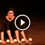 This Woman With Incredible Juggling Skills Could Be A Magician!
