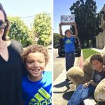 Kid Struggle To Sell Big Bear Then A Super Woman Comes To The Rescue