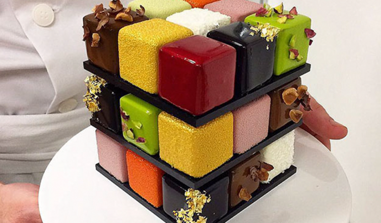 Yes These Pastries And Cakes Are Real!
