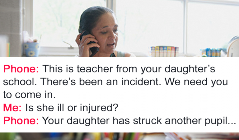 Daughter Hits A Boy From Her Class Her Mother Told The Reason Which Shocked Everyone!