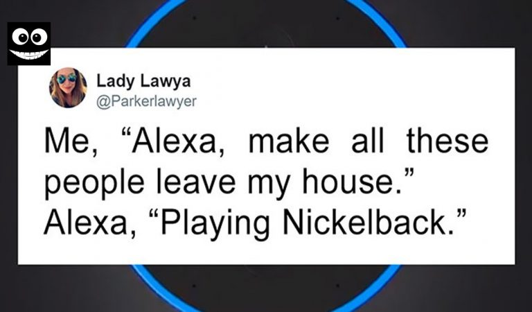 25 Funny Video About Amazon Alexa That Prove There's Nothing Artificial About Her Intelligence