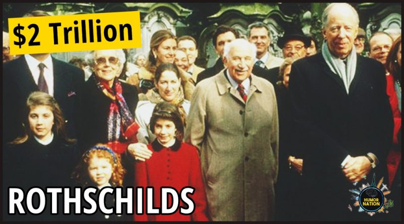 rothschild net worth
