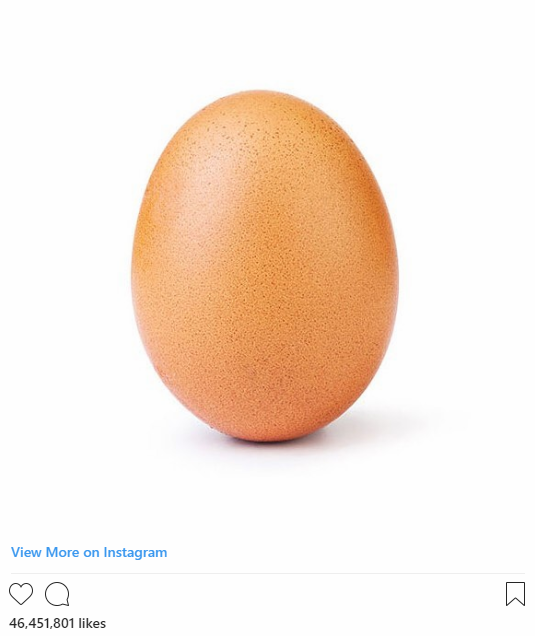 """What's Hidden Behind """"the world record egg"""" and How Social Media is Playing With Our Brain?"""