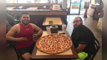 Can you finish a 28-inch pizza in 1 hour? Try Cici's Pizza Challenge To Win $500