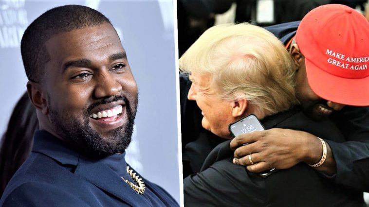 Kanye West Announces He's Running For President In 2020 Election